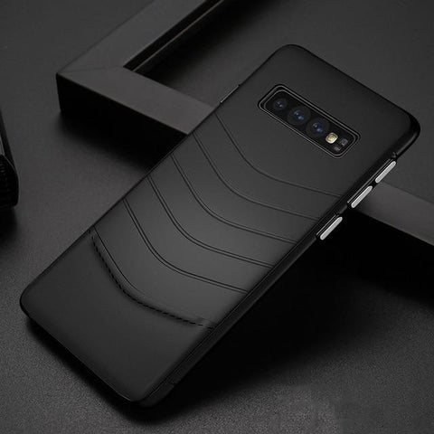 2019 Best Design Ultra Thin PU Leather Phone Case For Samsung Galaxy S10 Plus S10e S8 S9 Note 8 9
