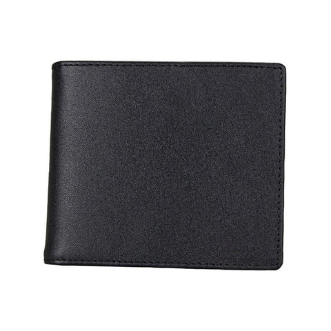 Vintage Cow Genuine Leather RFID Blocking Wallet