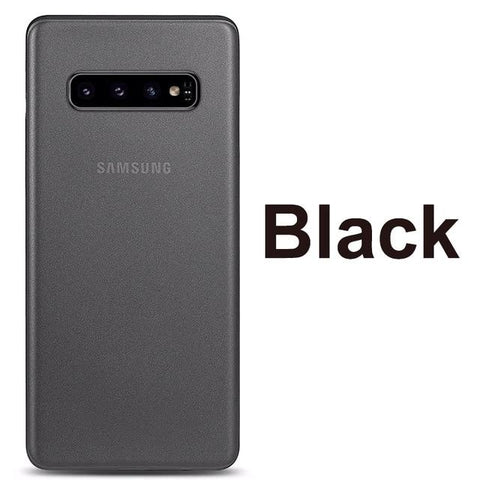 Super Touch 0.3mm Ultra Thin Case For Samsung Galaxy S10 S10 Plus Note 8 9 S9 S9 Plus