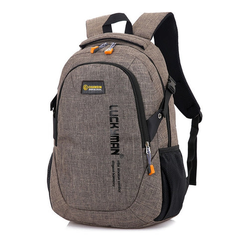 Fashion Backpack Design High Capacity