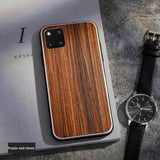 Wooden Case For iPhone X XS XS Max XR 11 Pro Max