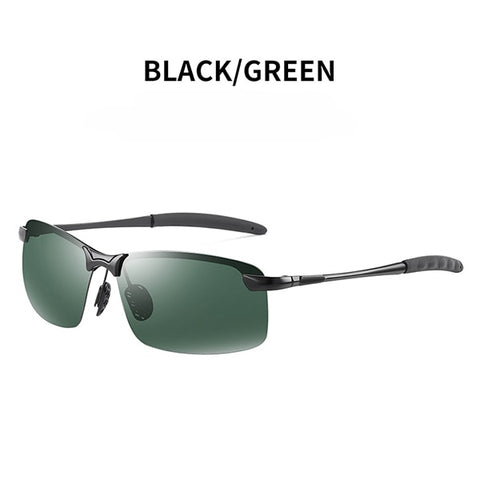 Luxury Fashion Polarized Square UV400 Sunglasses