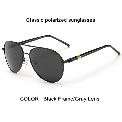 Vintage Photochromic Polarized Sunglasses