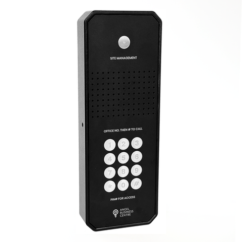 GSM Intercoms (3G) with Easy Web & App Configuration