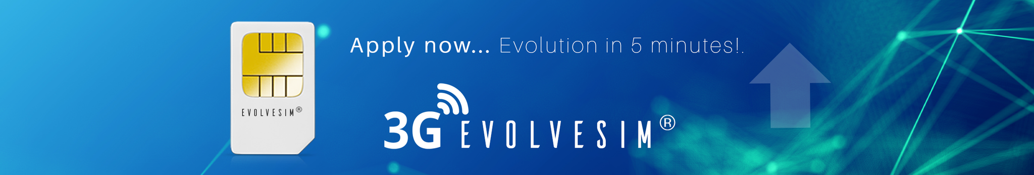 APPLY NOW FOR EVOLVESIM CONTRACT MULTI-NETWORK SIM FOR RELIABLE GSM SYSTEMS