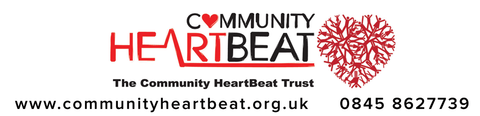community heartbeat trust emergency heart Public Access Defibrillators phone by Control Freq GSM