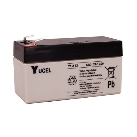 12V 1.2Ah Replacement Battery for PRO+ GSM Auto-Dialer
