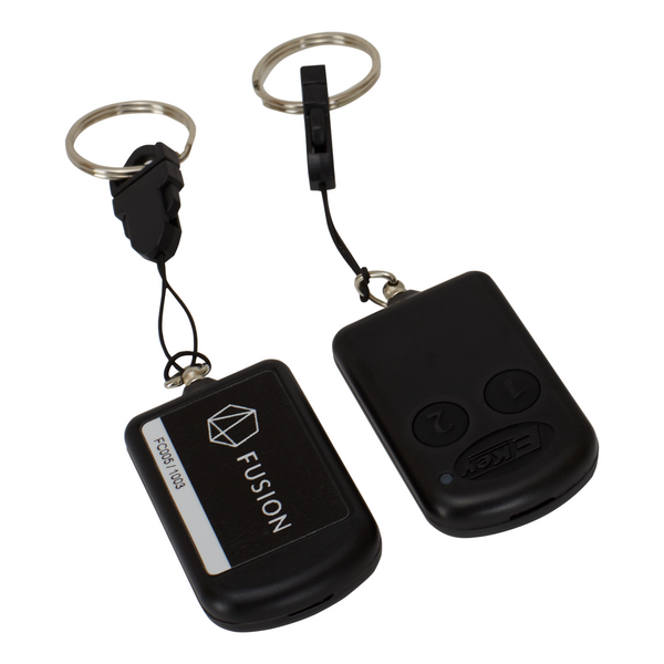 Secure-ID Remote Controls - Control Freq