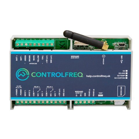 UNIVERSAL 3G GSM - Control - Monitor - Communicate - Access [G2]