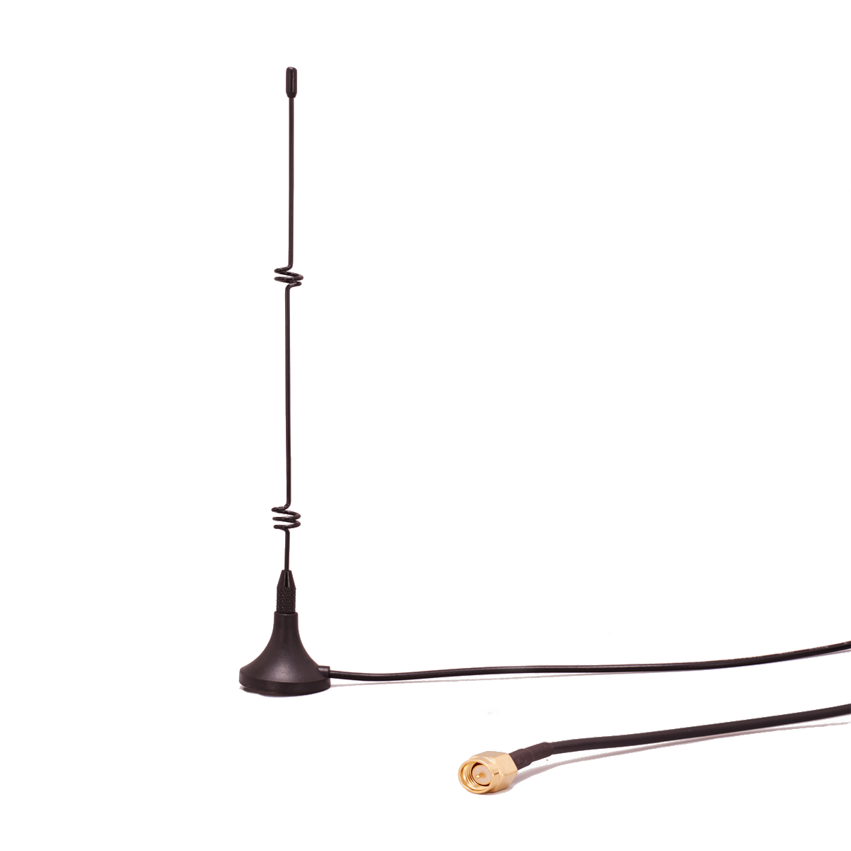 GSM Antenna - High Strength 3 - 5dBi - Magnetic base