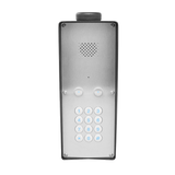 GSM Intercom with keypad (3G) Anti-vandal 2 way for 2 properties
