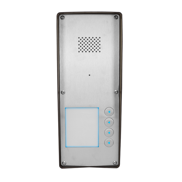 3G GSM Intercom for 4 Properties - Control Freq