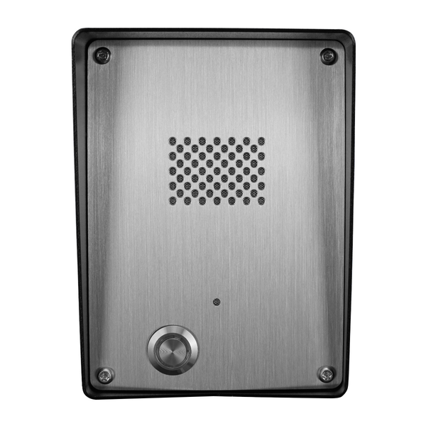 GSM Intercom (3G) Anti-vandal 1 way for 1 property - Control Freq