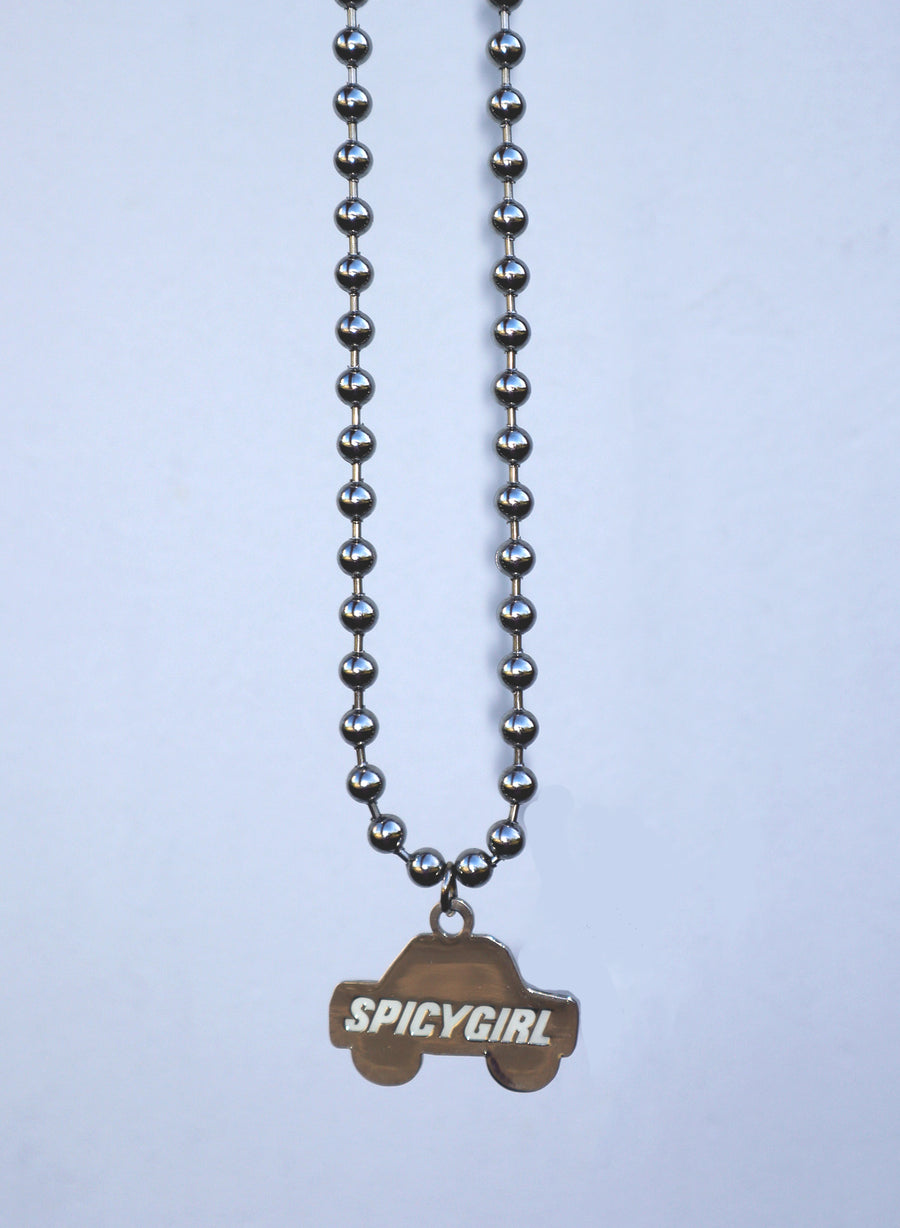 Trainwreck Necklace