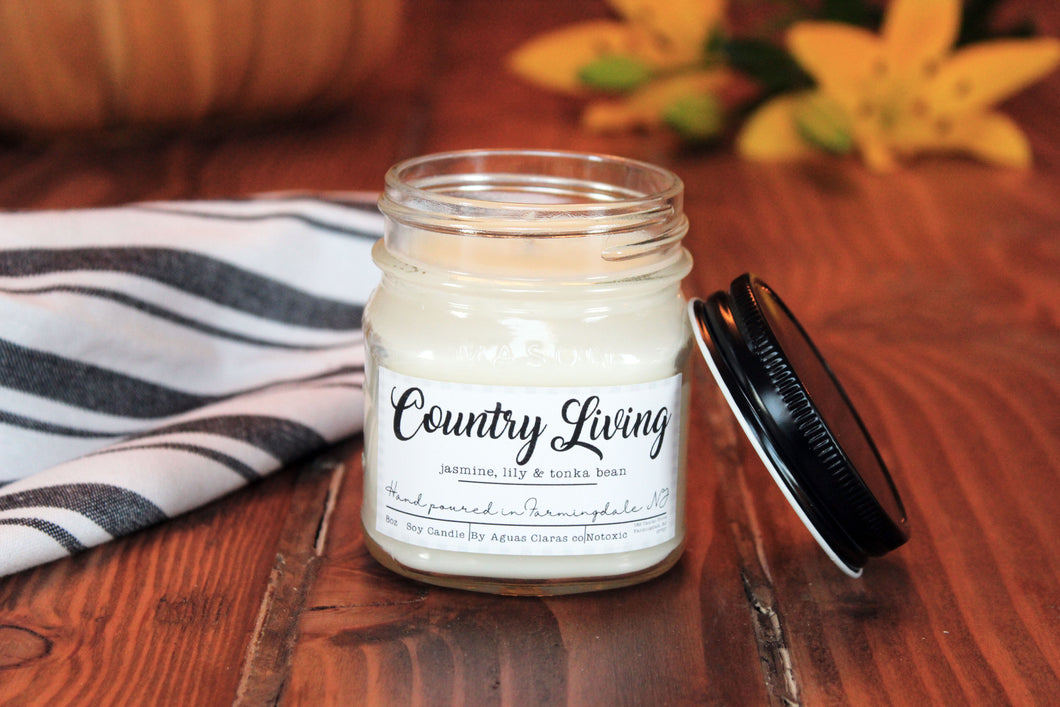 Country Living Candle