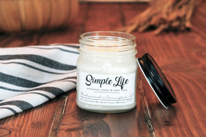 Simple Life Candle