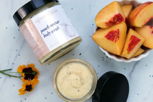 Peach Nectar Body Scrub