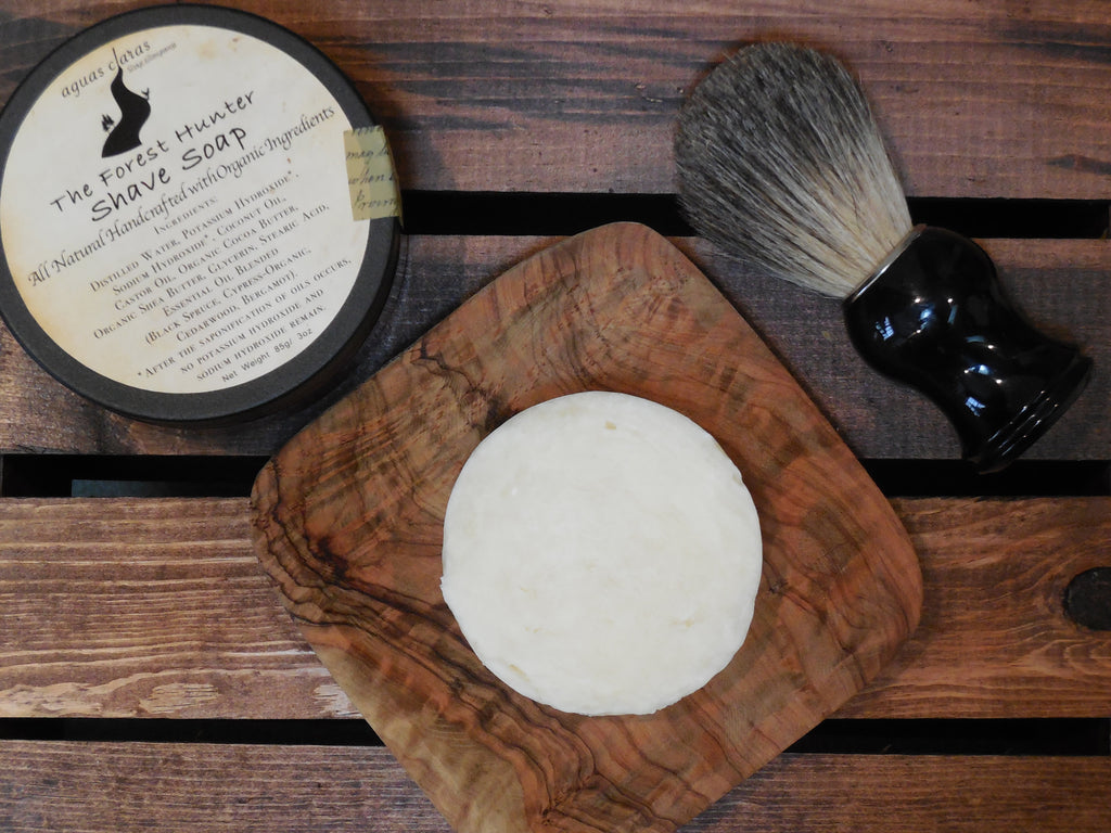 Shaving Soap/Refill
