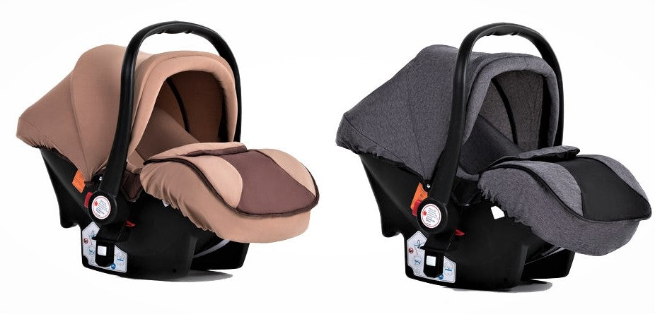 extremely beautiful car seats set with stroller