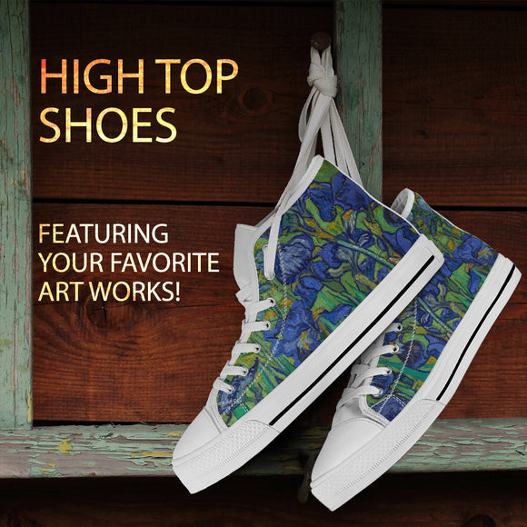 High Top Shoes collection