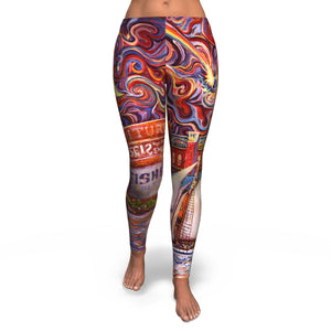 Pt Townsend State of Mind by Tocher - Leggings