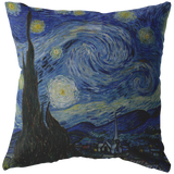 Starry Night by van Gogh - Pillows