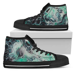Storm by DeScala - Women's High Top Shoes
