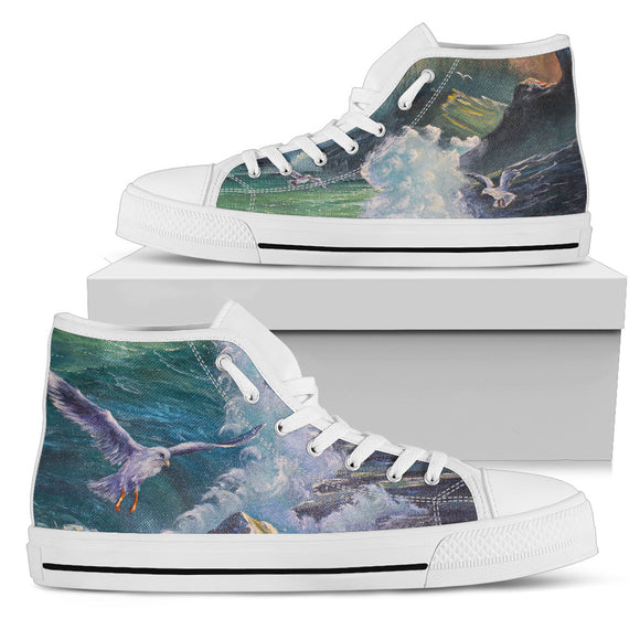 On the Hunt by Pierce - Women's High Top Shoes