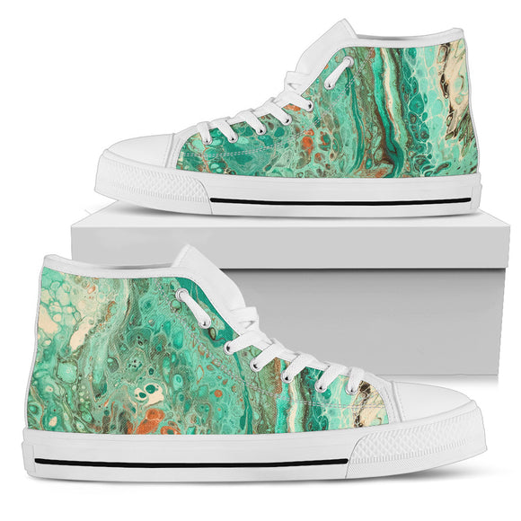 Mint Jubilee by DeScala - Men's High Top Shoes