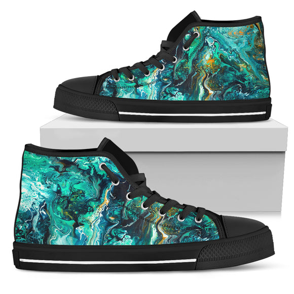Neptune by DeScala - Men's High Top Shoes