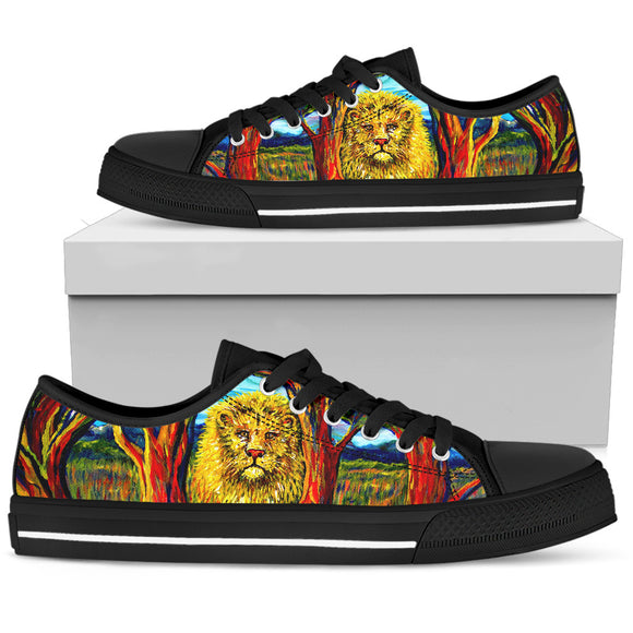 Soul Lion by Tocher - Women's Low Top Shoes