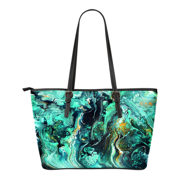 Neptune by DeScala - Eco-Leather Tote Bag