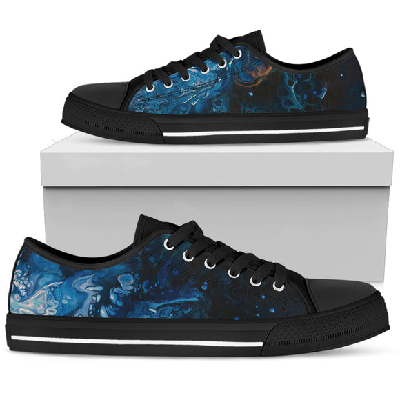 Introspection by DeScala - Women's Low Top Shoes