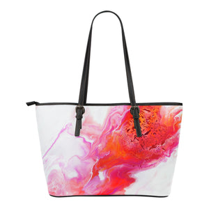 Comet's Fire by DeScala - Eco-Leather Tote Bag