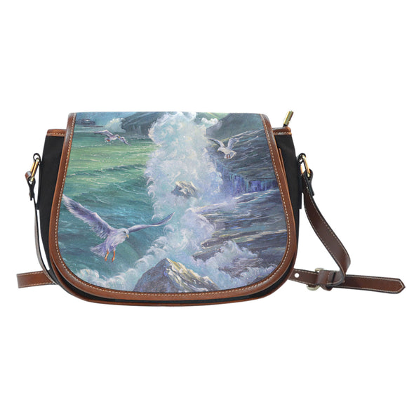 On the Hunt by Pierce - Saddle Bag Purse