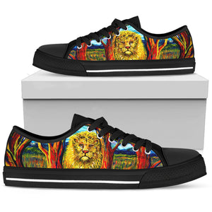 Soul Lion by Tocher - Men's Low Top Shoes