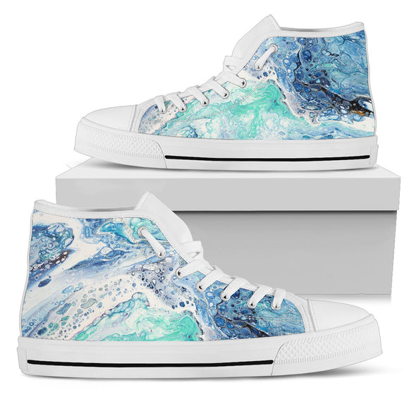 Seaside by DeScala - Women's High Top Shoes