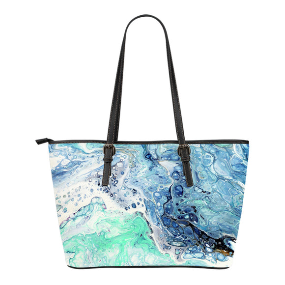 Seaside by DeScala - Eco-Leather Tote Bag
