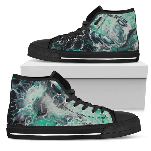 Storm by DeScala - Men's High Top Shoes