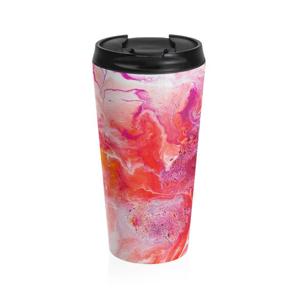 Ethereal by DeScala - Stainless Steel Travel Mug