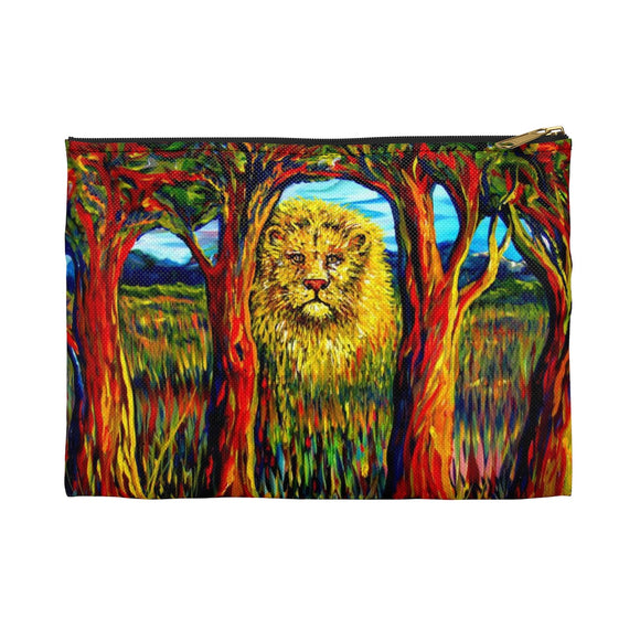 Soul Lion by Tocher - Accessory Pouches