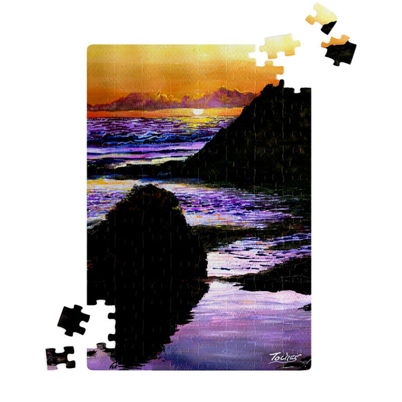 More Pacific by Tocher - Jigsaw Puzzles