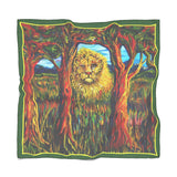 Soul Lion by Tocher - Poly Scarf