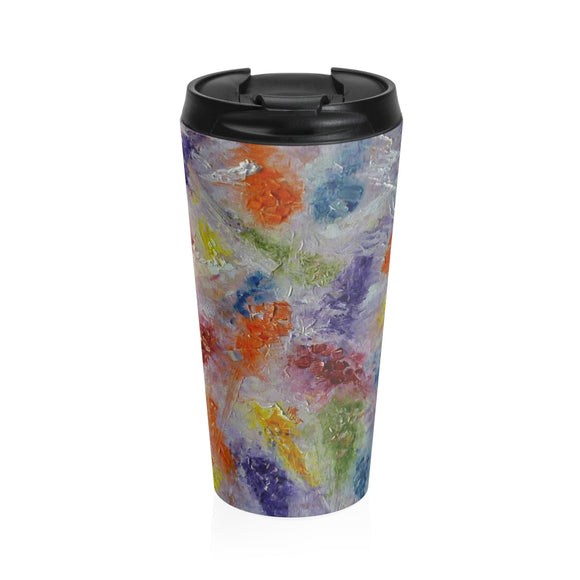 Rock Candy by Lumens - Stainless Steel Travel Mug