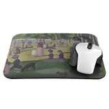 A Sunday on La Grande Jatte by Seurat - Mousepad