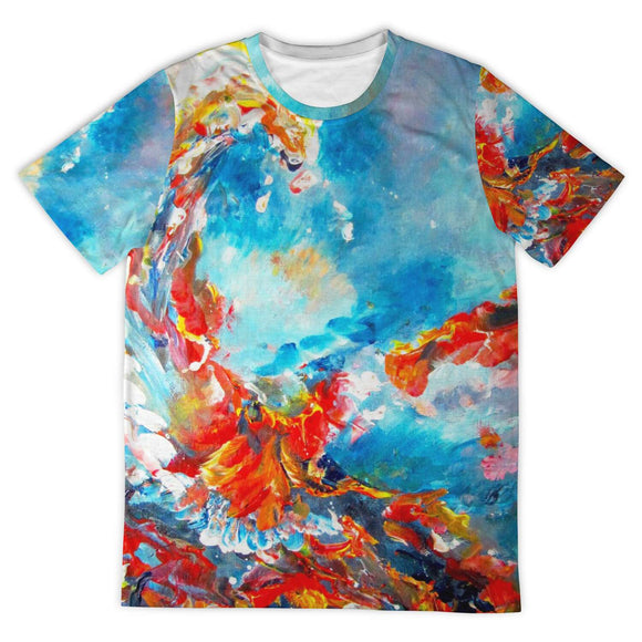 Tsunami by Tocher - Unisex T-Shirt