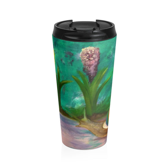 Candy Snail by Lumens - Stainless Steel Travel Mug