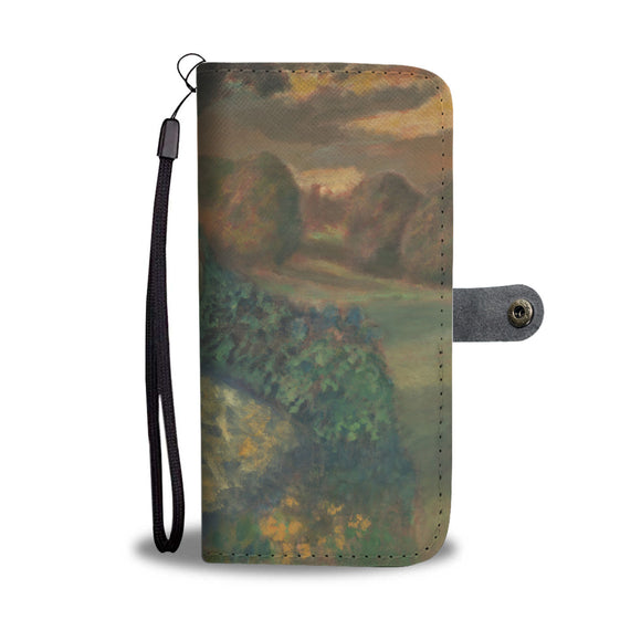 Four Dancers by Degas - Wallet Phone Case