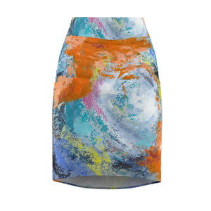 Lyrical by DeScala - Pencil Skirt
