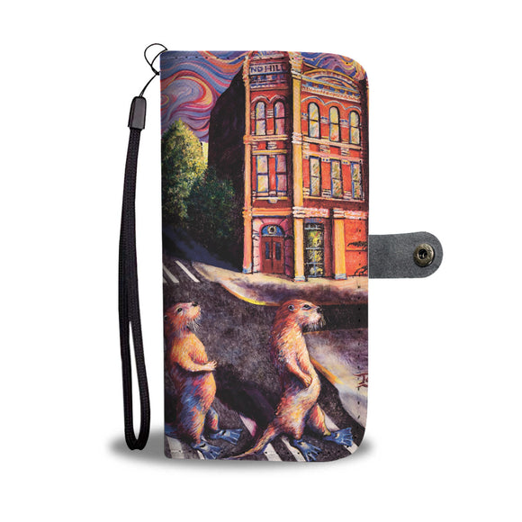 Otter Road by Tocher - Wallet Phone Case